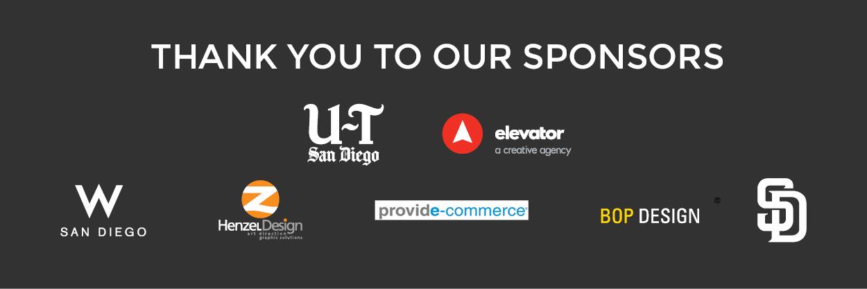2014 AMY Sponsors