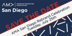 AMA San Diego Rebrand Celebration