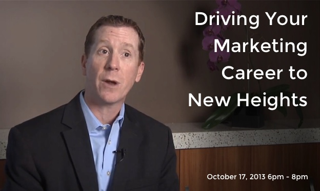 Driving Your Marketing Career to New Heights