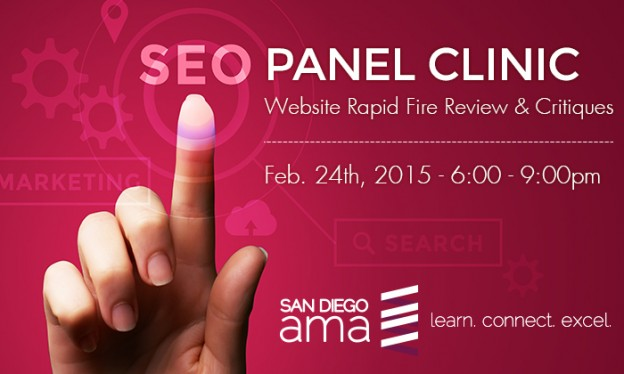 SEO Panel Clinic: Website Rapid Fire Review & Critiques