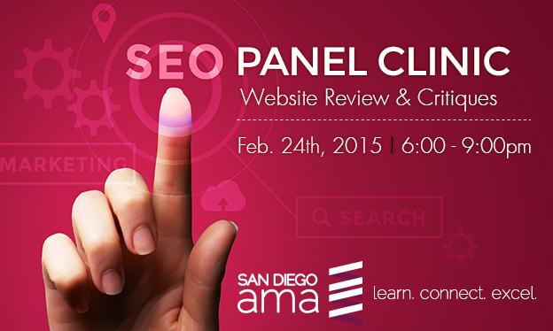 SEO Panel Clinic: Website Review & Critiques
