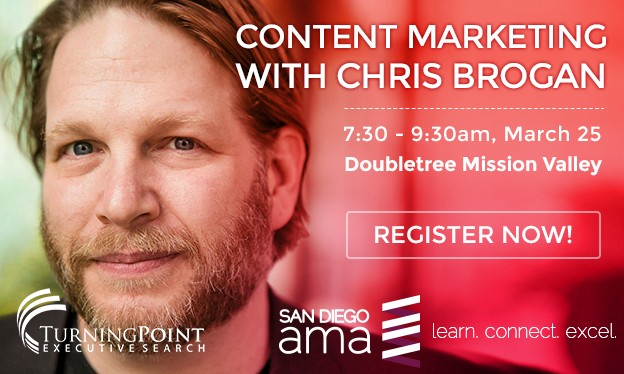 Content Marketing With Chris Brogan