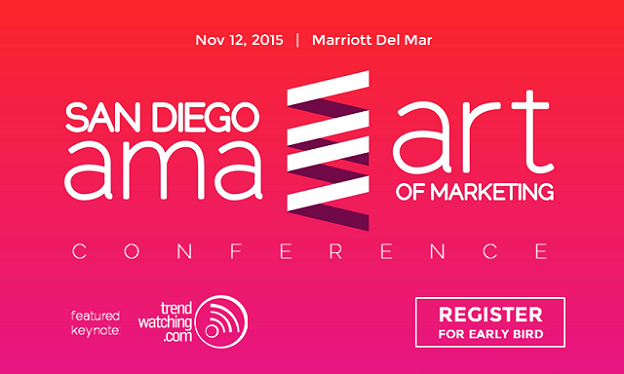 Art of Marketing Conference: Nov 2015