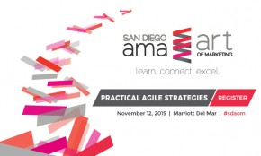 #SDAOM—Art of Marketing Conference: Practical Agile Strategies