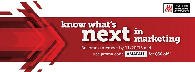 Save $50 on AMA Membership: Join Today!