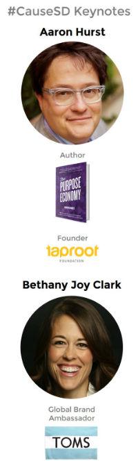 Aaron-Hurst-Purpose-Economy-Imperative-Bethany-Joy-Clark-TOMS-San-Diego-AMA-Cause-Conference-200