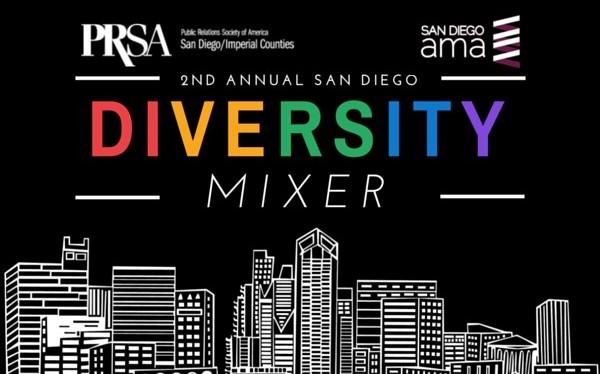 San Diego Diversity Mega-Mixer