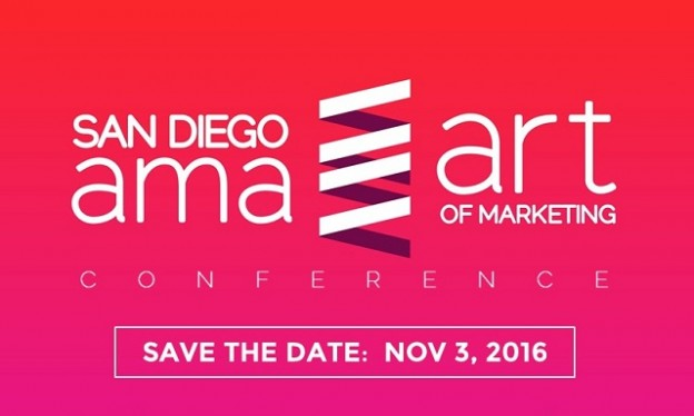 "#SDAOM: 2016 Art of Marketing Conference – ""Closing the Loop"""