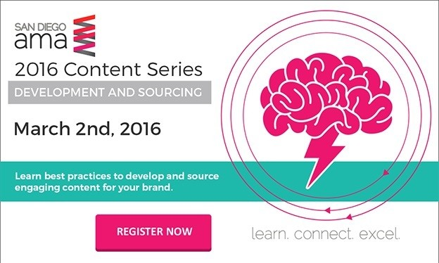 Content Marketing Series #2: Development & Sourcing