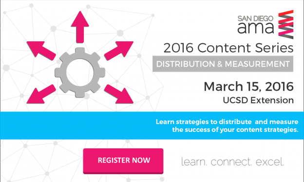 Content Marketing Series #3: Distribution & Measurement
