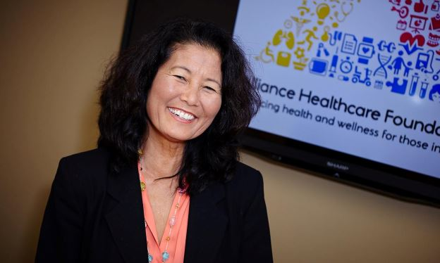 Nancy Sasaki, Alliance Healthcare Foundation, cause marketing