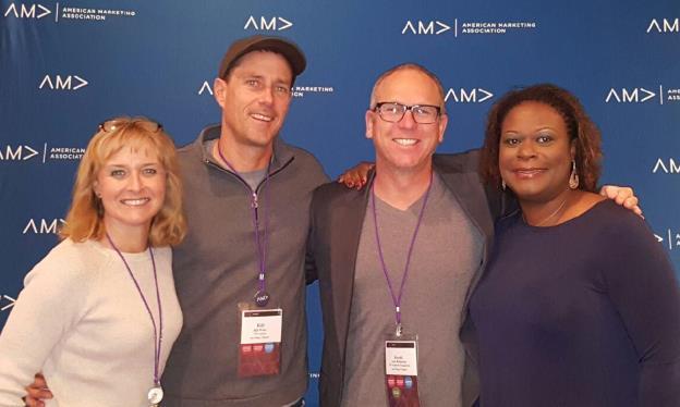 American Marketing Association Summit 2016