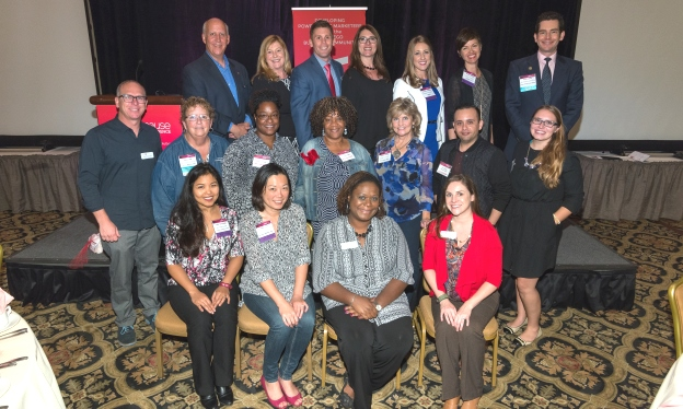 San Diego AMA Cause Conference volunteers
