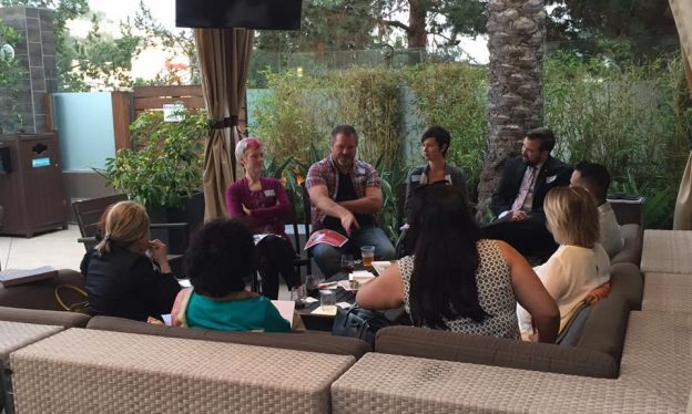 Content Marketing SIG Cabana Chat & Happy Hour