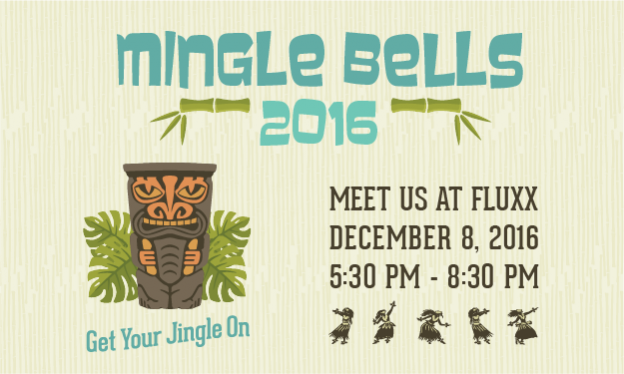 Mingle Bells Mixer 2016