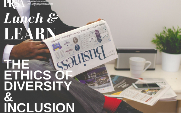 PRSA: The Ethics of Diversity & Inclusion