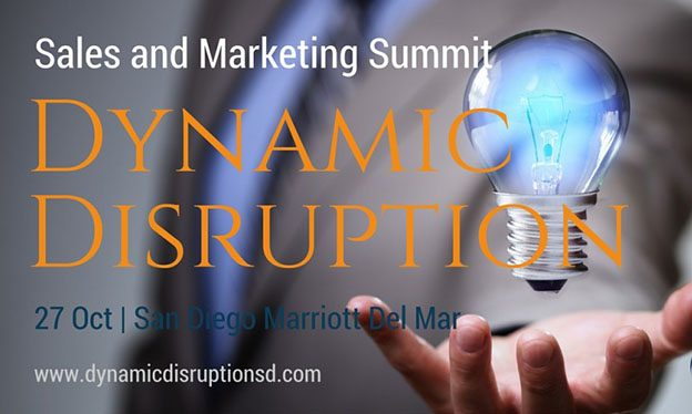 SMLA: Dynamic Disruption – 2016 Sales and Marketing Summit