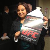 SHANDA MALONEY DIRECTOR DIGITAL MARKETING & SOCIAL MEDIA, ULTIMATE FIGHTING CHAMPIONSHIP (UFC)