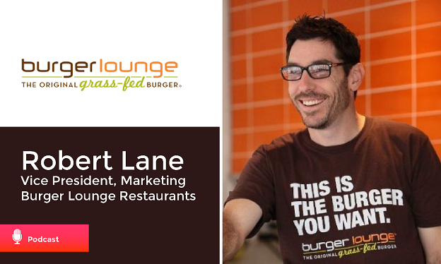 Burger Lounge, Robert Lane