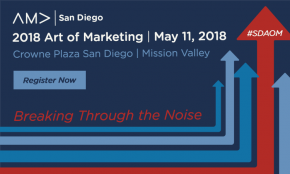 '18 Art of Marketing Conference