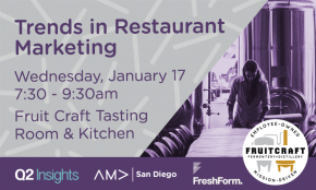Trends in Restaurant Marketing