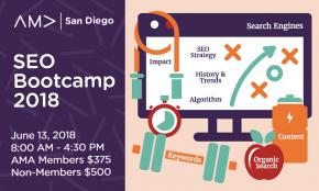 AMA San Diego SEO Bootcamp 2018
