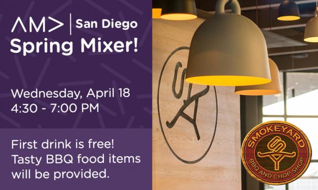 AMA San Diego Spring Mixer