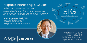 Hispanic Marketing and Cause!