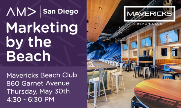 Marketing Mixer By the Beach – May 30th