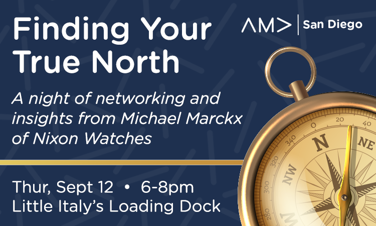 September Marketing Mixer with Michael Marckx