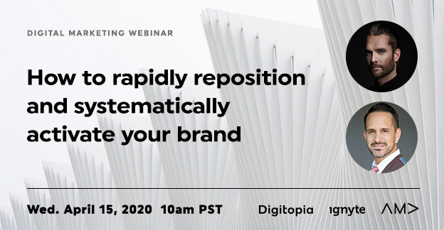 AMA Webinar Series: How to Rapidly Reposition and Systematically Activate Your Brand