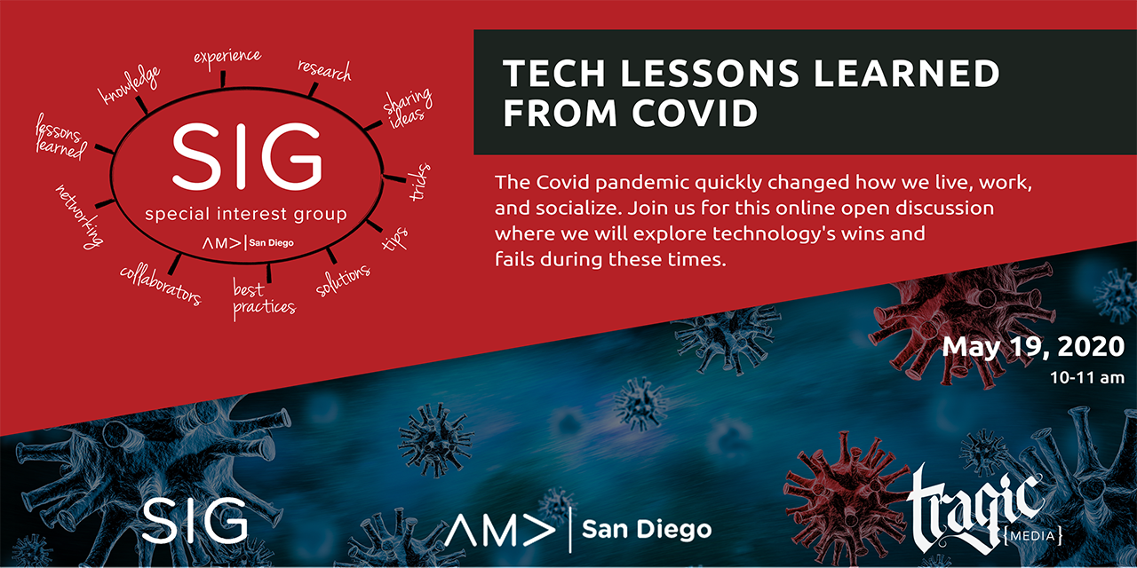 Marketing Outlook: Top Tech Lessons Learned from COVID-19