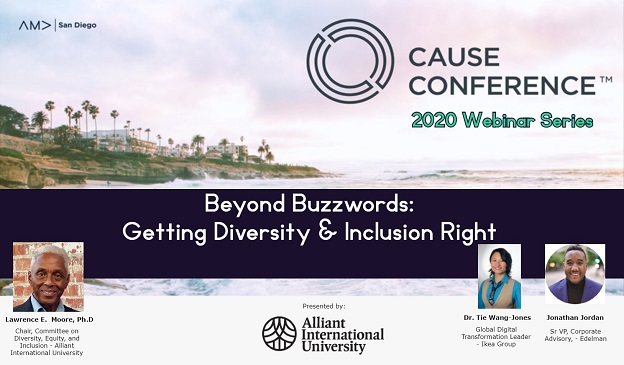 Beyond Buzzwords: Getting Diversity & Inclusion Right