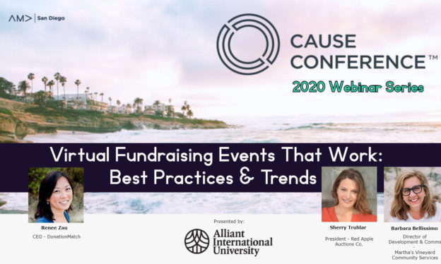 Virtual Fundraising Events That Work: Tips & Trends