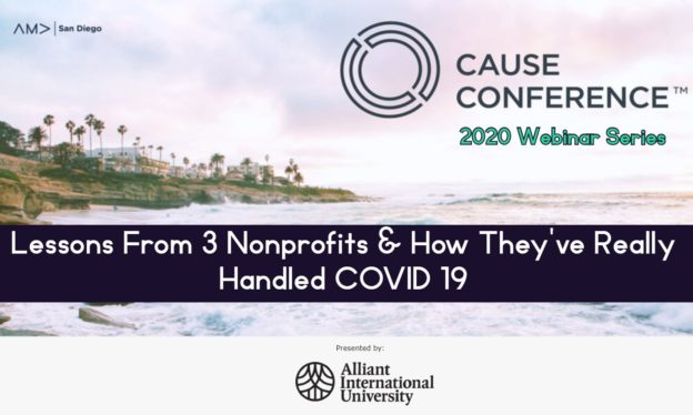 Where the Rubber Meets the Road: Lessons From 3 Nonprofits & How They've Really Handled COVID-19