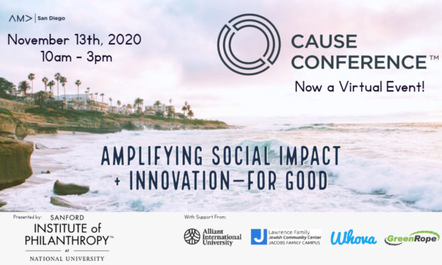 Cause Conference 2020 – A Virtual Event